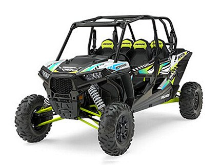 2017 Polaris RZR XP 4 1000 for sale 200459385
