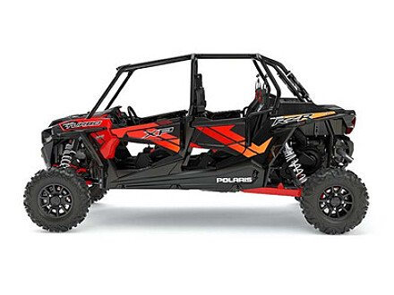 2017 Polaris RZR XP 4 1000 for sale 200474597