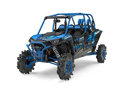 2017 Polaris RZR XP 4 1000 for sale 200474850