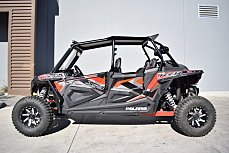 2017 Polaris RZR XP 4 1000 for sale 200521485