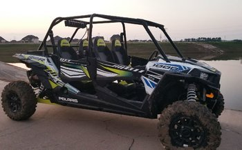 2017 Polaris RZR XP 4 1000 for sale 200523245