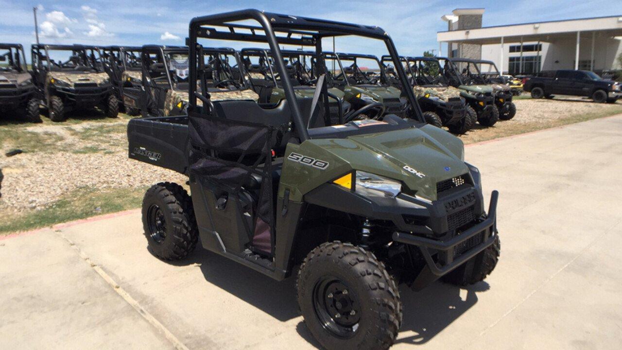 2017 Polaris Ranger 500 for sale near Fort Worth, Texas ...