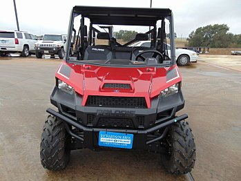 2017 Polaris Ranger Crew XP 1000 for sale 200398756