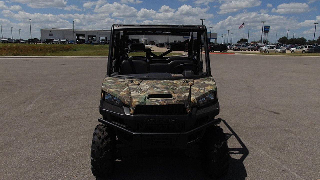 2017 Polaris Ranger Crew XP 1000 for sale 200436775