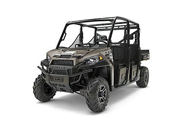 2017 Polaris Ranger Crew XP 1000 for sale 200458961