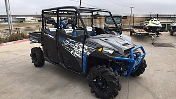 2017 Polaris Ranger Crew XP 1000 for sale 200505258