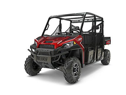 2017 Polaris Ranger Crew XP 1000 for sale 200458769