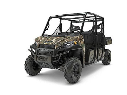 2017 Polaris Ranger Crew XP 1000 for sale 200459388