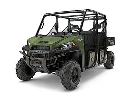 2017 Polaris Ranger Crew XP 1000 for sale 200474642
