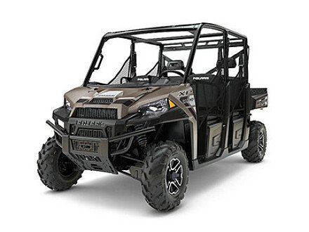 2017 Polaris Ranger Crew XP 1000 for sale 200494415