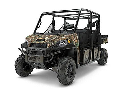 2017 Polaris Ranger Crew XP 1000 for sale 200523869