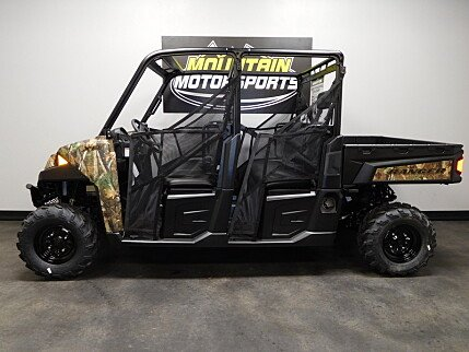 2017 Polaris Ranger Crew XP 1000 for sale 200538236