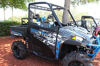 2017 Polaris Ranger XP 1000 for sale 200449799