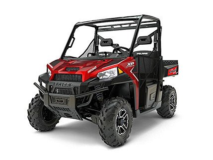 2017 Polaris Ranger XP 1000 for sale 200458775