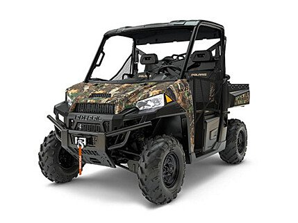2017 Polaris Ranger XP 1000 for sale 200458968