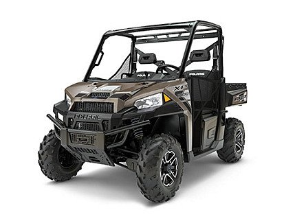 2017 Polaris Ranger XP 1000 for sale 200459395