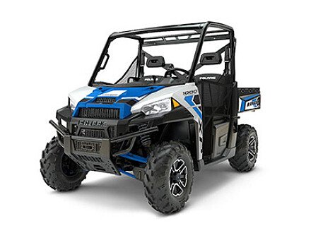 2017 Polaris Ranger XP 1000 for sale 200474627
