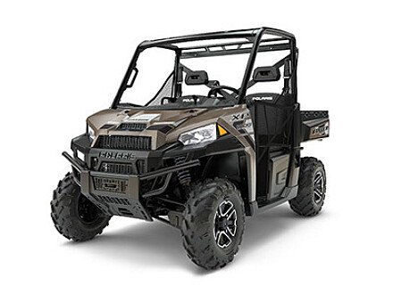 2017 Polaris Ranger XP 1000 for sale 200474861