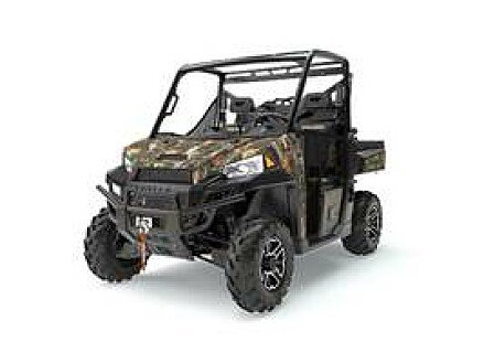 2017 Polaris Ranger XP 1000 for sale 200630282