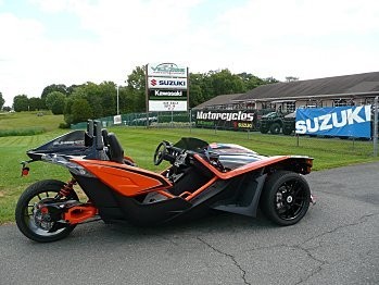 2017 Polaris Slingshot SLR for sale 200492587
