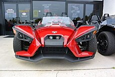 2017 Polaris Slingshot SL for sale 200410258