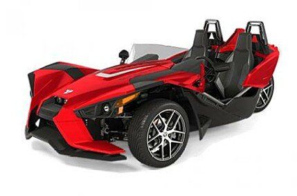 2017 Polaris Slingshot SL for sale 200451424