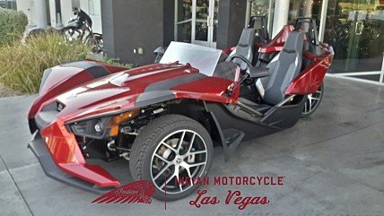 2017 Polaris Slingshot SL for sale 200452138