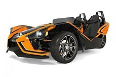 2017 Polaris Slingshot SLR for sale 200501572