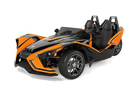 2017 Polaris Slingshot SLR for sale 200607361