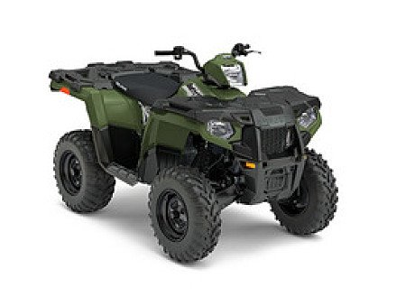 2017 Polaris Sportsman 450 H.O. EPS for sale 200561989