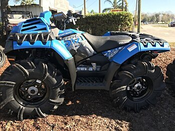 2017 Polaris Sportsman 850 for sale 200427734