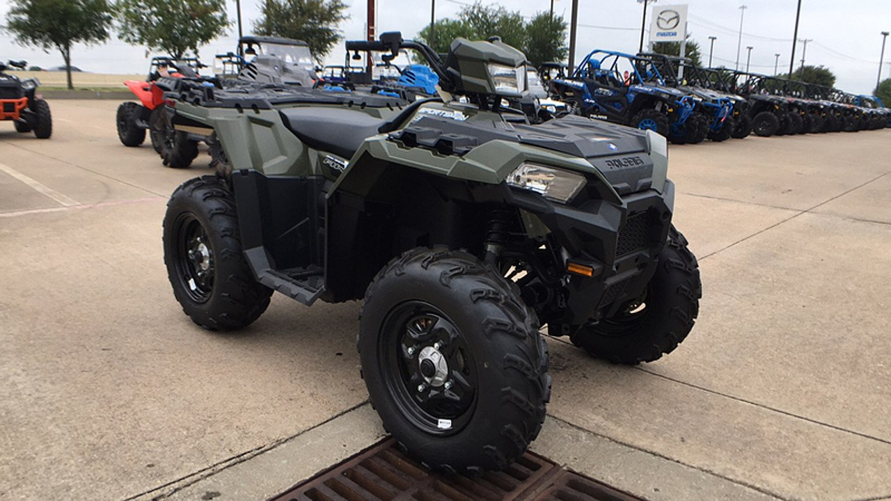 2017 Polaris Sportsman 850 for sale 200451098