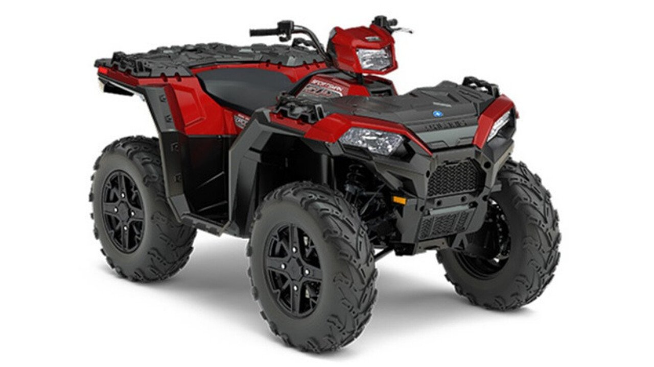 2017 Polaris Sportsman 850 for sale 200458759