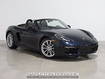 2017 Porsche 718 Boxster for sale 100814114