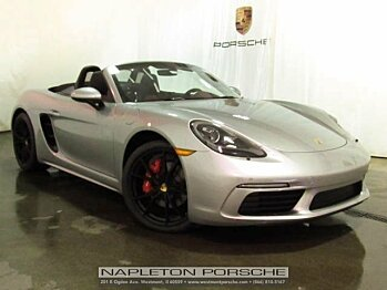 2017 Porsche 718 Boxster for sale 100840302