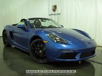 2017 Porsche 718 Boxster for sale 100866518