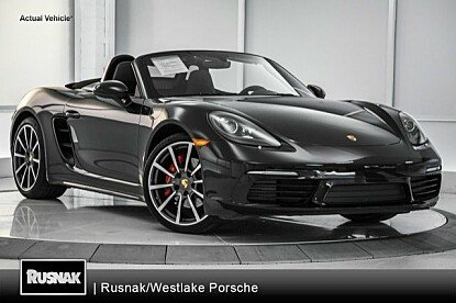2017 Porsche 718 Boxster for sale 100916855