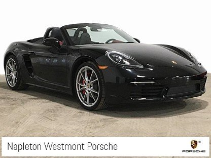 2017 Porsche 718 Boxster for sale 100950946