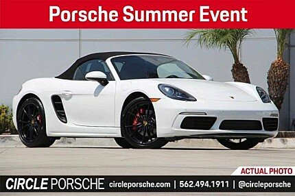 2017 Porsche 718 Boxster for sale 100955501