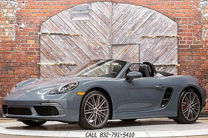 2017 Porsche 718 Boxster for sale 101002429