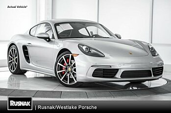 2017 Porsche 718 Cayman S for sale 100916763