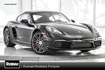 2017 Porsche 718 Cayman for sale 100916828