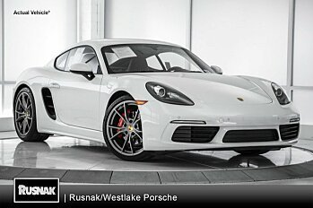 2017 Porsche 718 Cayman S for sale 100916862