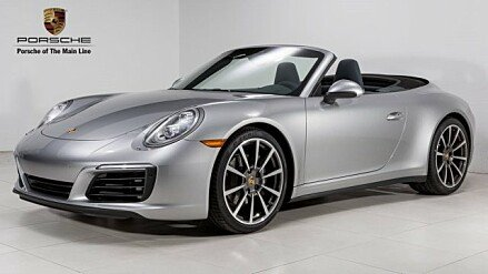 2017 Porsche 911 Carrera Cabriolet for sale 100858041