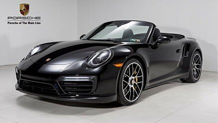 2017 Porsche 911 Cabriolet for sale 100858177