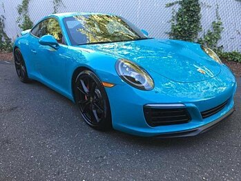 2017 Porsche 911 Carrera S Coupe for sale 100788015