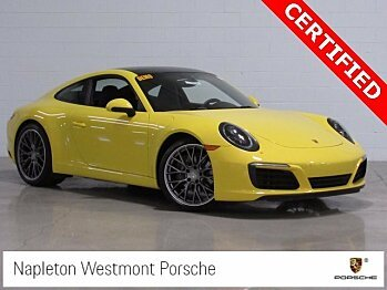 2017 Porsche 911 Carrera Coupe for sale 100821996