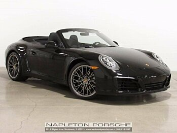 2017 Porsche 911 Carrera Cabriolet for sale 100837426