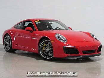2017 Porsche 911 Coupe for sale 100843909
