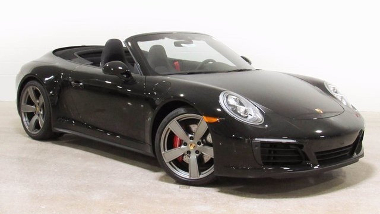 2017 Porsche 911 Cabriolet for sale 100860733